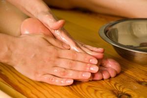 Bőrápolás dióolajjal