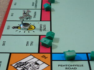 Friends Monopoly társasjáték
